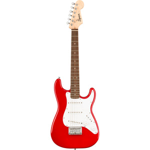 Squier 037-0121-554 Mini Strat Dakota Red
