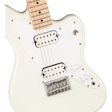 Load image into Gallery viewer, Squier 037-0125-505 Mini Jazzmaster HH Olympic White