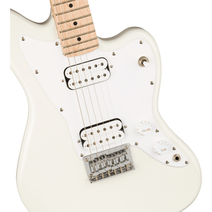 Squier 037-0125-505 Mini Jazzmaster HH Olympic White
