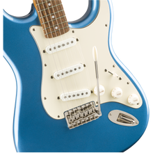 Load image into Gallery viewer, Squier 037-4010-502 Classic Vibe 60s Strat, LRL, Lake Placid Blue