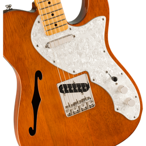 Squier 037-4067-521 Classic Vibe 60s Tele Thinline, MN, Natural