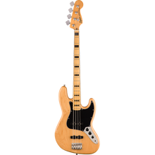 Load image into Gallery viewer, Squier 037-4540-521 Classic Vibe 70s J-Bass, Natural