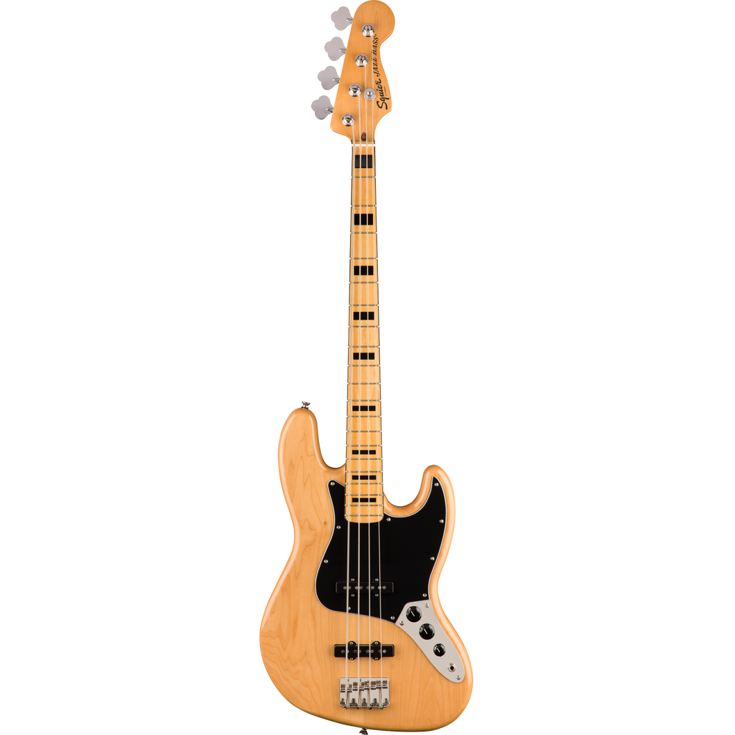Squier 037-4540-521 Classic Vibe 70s J-Bass, Natural
