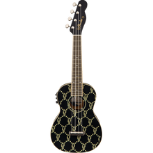 Load image into Gallery viewer, Fender 097-1752-106 Billie Eilish Uke, Concert, Blohsh Finish