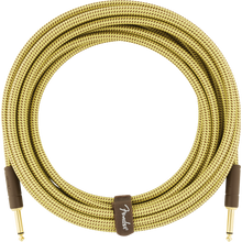 Load image into Gallery viewer, Fender 099-0820-089 Deluxe Tweed 10' Instrument Cable