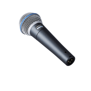 Shure BETA58A Dynamic Supercardioid Handheld Microphone