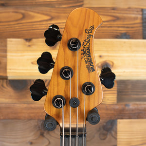 Music Man 107-01-50-01 StingRay Jet Black Electric Bass