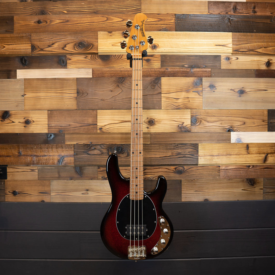 Music Man 107-35-10-01 StingRay Burnt Apple Roasted Electric Bass