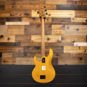 Music Man 107-CN-10-01 StingRay Classic Natural Roasted Electric Bass