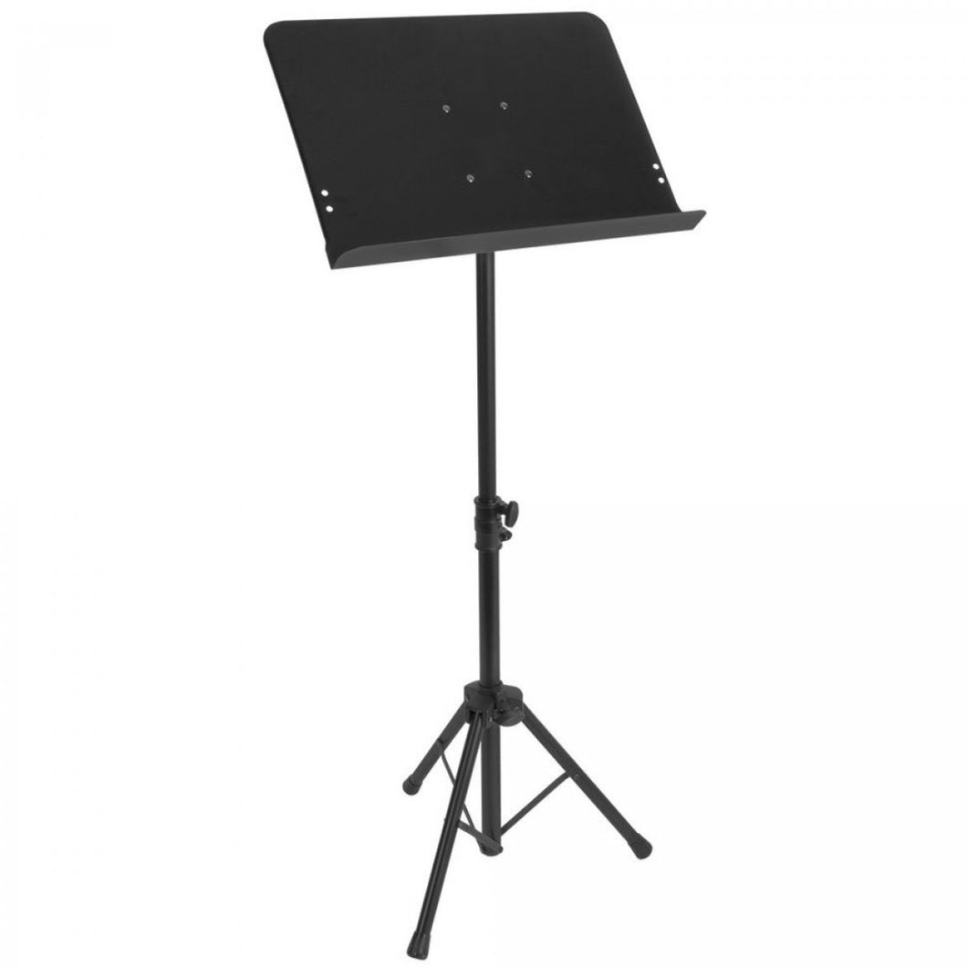 On-Stage SM7211B Conductor Music Stand with Tripod Folding Base