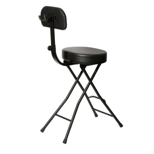 On Stage Stand DT8000 Guitar Stool w/ Backrest