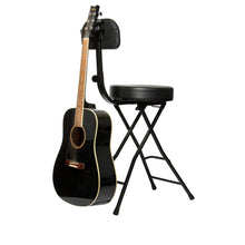 Load image into Gallery viewer, On Stage Stand DT8000 Guitar Stool w/ Backrest