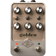 Load image into Gallery viewer, Universal Audio GPM-GOLD Golden Reverb Pedal