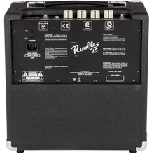 Load image into Gallery viewer, Fender 237-0100-000 Rumble™ 15 Bass Combo Amp