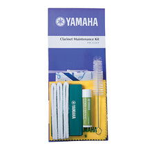 Load image into Gallery viewer, Yamaha YACCLKIT Clarinet maintenance kit; Yamaha