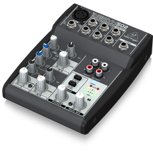 Load image into Gallery viewer, Behringer 502 5-Input Mixer