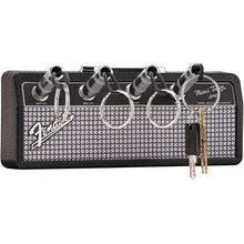 Load image into Gallery viewer, Fender 919-0150-300 Jack Rack Keychain Holder
