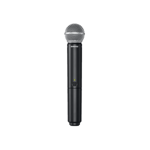 Shure BLX288/SM58-H10 Dual Channel Handheld Wireless System with (2) SM58 Handheld Mics (542-572 MHz)