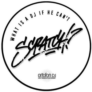 "Ortofon SM-22 ""Can't Scratch"" Slipmats, Pair,"
