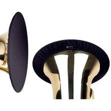"Load image into Gallery viewer, Protec A326 Instrument Bell Cover, Size 11.25 - 13.25"" Baritone or Euphonium"