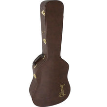 Load image into Gallery viewer, Gibson ASDNCASE Acoustic Dreadnaught Case, Dark Rosewood