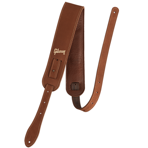 Gibson ASNB-BRN The Nubuck Strap, Brown