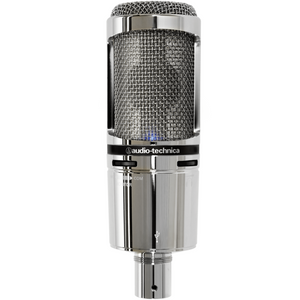 Audio Technica AT2020USB+V Limited Edition Cardioid Condenser USB Microphone
