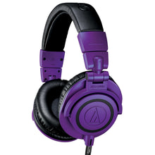 Load image into Gallery viewer, Audio-Technica ATH-M50XPB Pro Closed-Back Headphone, Purple Limited Edition