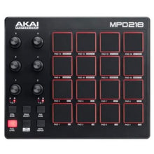 Load image into Gallery viewer, Akai MPD218 Pad Controller