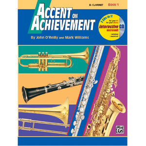 Alfred A-17101 Accent on Achievement Book 1 - Conductor's Score