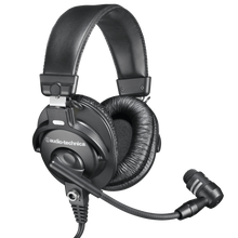 Load image into Gallery viewer, Audio Technica BPHS1 Broadcast Stereo Headset