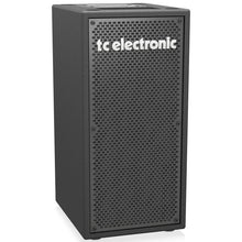 "Load image into Gallery viewer, TC Electronic BC208 Vertical 200 Watt 2 x 8"" Portable Bass Cabinet"