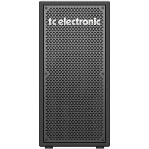 "TC Electronic BC208 Vertical 200 Watt 2 x 8"" Portable Bass Cabinet"