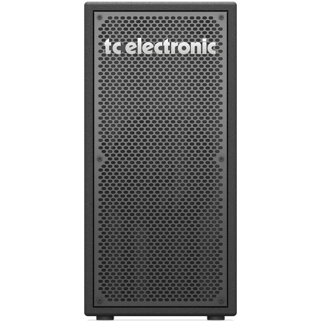 TC Electronic BC208 Vertical 200 Watt 2 x 8