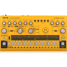 Load image into Gallery viewer, Behringer RD-6-AM Classic Analog Drum Machine, Acid Yellow