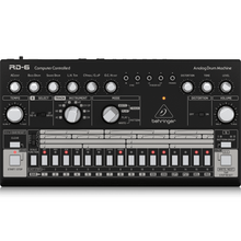 Load image into Gallery viewer, Behringer RD-6-BK Classic Analog Drum Machine, Black