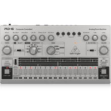 Load image into Gallery viewer, Behringer RD-6-SR Classic Analog Drum Machine, Silver