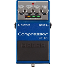 Load image into Gallery viewer, Boss CP-1X Compressor Effects Pedal