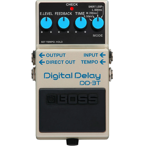 Boss DD-3T Delay Effects Pedal