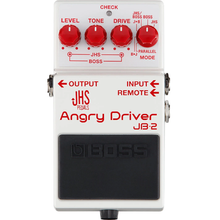 Load image into Gallery viewer, Boss JB-2 Angry Driver Effects Pedal