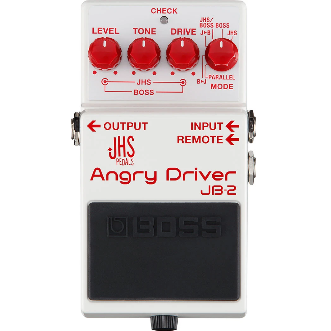 Boss JB-2 Angry Driver Effects Pedal