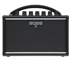 Boss KTN-MINI Katana Mini Battery Powered Combo Guitar Amplifier