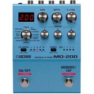 Boss MD-200 Modulation Effects Pedal