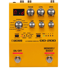 Load image into Gallery viewer, Boss OD-200 Overdrive Effects Pedal