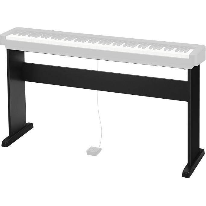 Casio CS46 Black Stand for CDP Series Keybaord