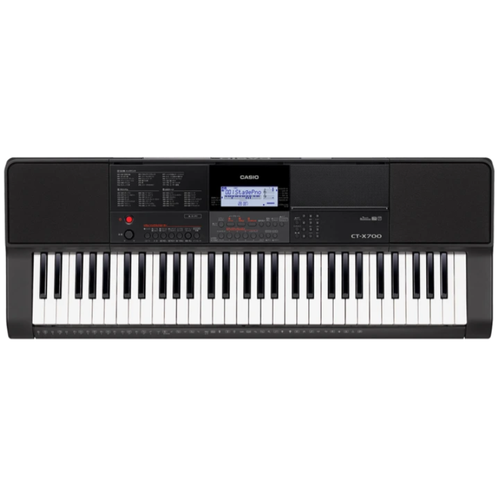 Casio Casio CT-X700 61-Key Portable Arranger - Easy Music Center