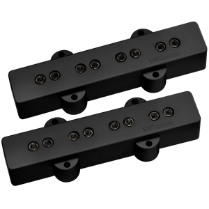 Dimarzio DP123BK Model J Pair, Bass, Black
