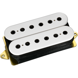 Dimarzio DP151FW PAF Pro, F-Spaced, White