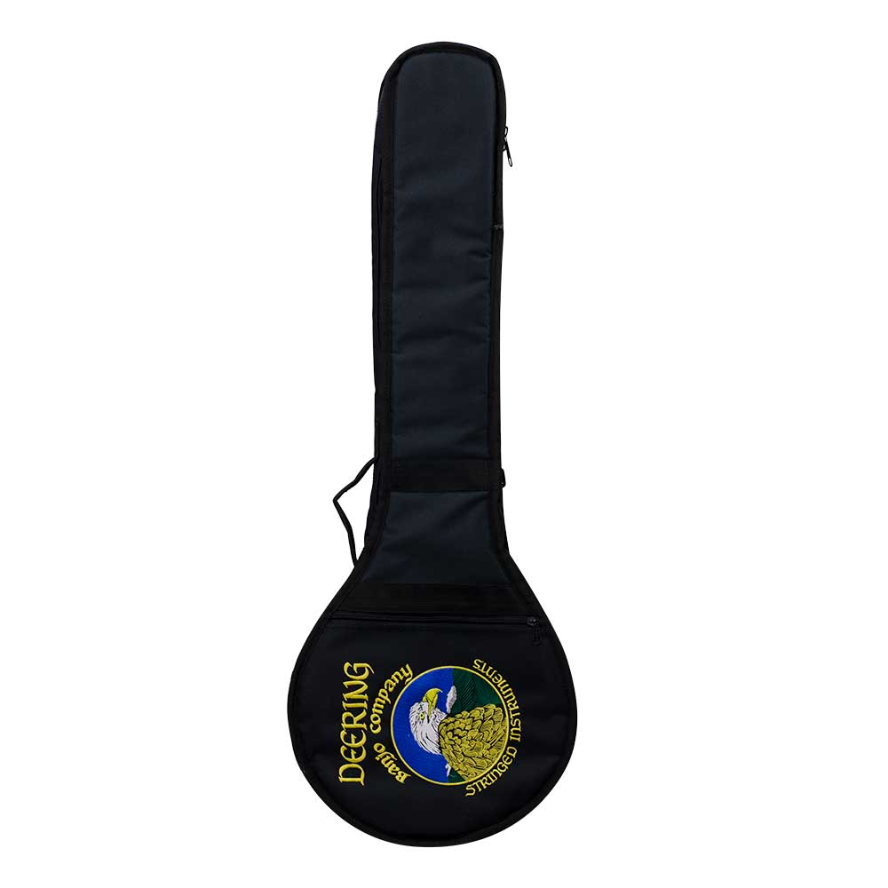 Deering Banjo GB-OB Deluxe Gig Bag for Open Back Banjo