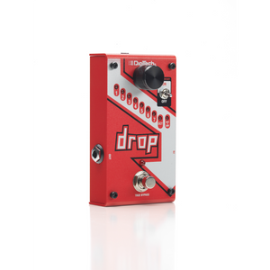 Digitech DROP The Drop Compact Polyphonic Drop Tune Pitch-Shifter Pedal